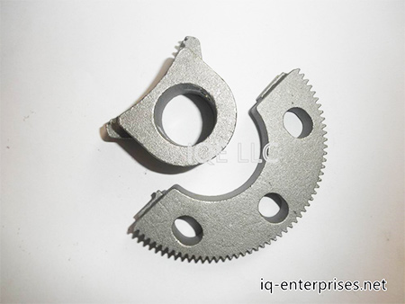 Alloy steel cast parts