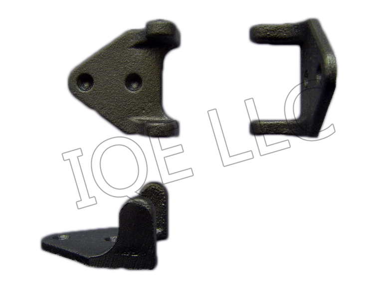 Malleable cast iron brackets